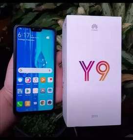 Huawei Y9 2019 Como Nuevo