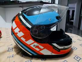 Casco moto HJC  helmets, talla L