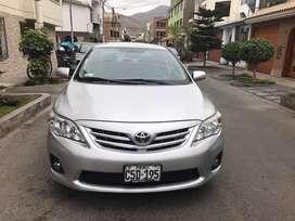 Se vende Toyota Corolla 2012. $10400dolares precio negociable