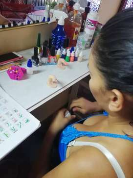 Curso personalizado de uñas
