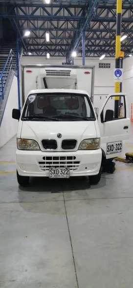Dfm furgon con termoking 350 de congelación $28.000.000