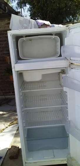 Heladera con cogelador