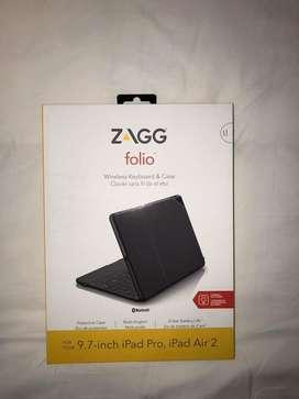 TECLADO ZAGG Folio Case