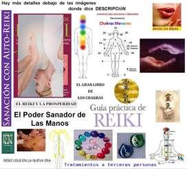 Reiki Sanacion Manos Chakras Aprendizaje Curs.x 27