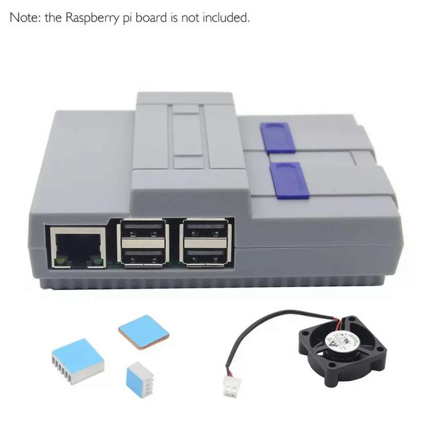 Carcasa para Raspberry Pi 3