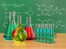 Clases particulares de Química y Bioquímica