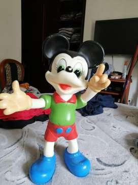 Muñeco Mikey mouse bartoplas antiguo