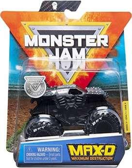 Spin Master - Monster Jam - MAX-D Serie 9