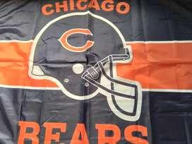 Bandera de los cubs los cachorros de chicago
