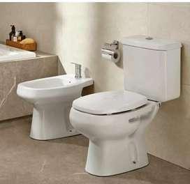 Oferta Juego de baño blanco