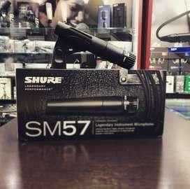 Micrófono Shure SM57-LC (NUEVO)