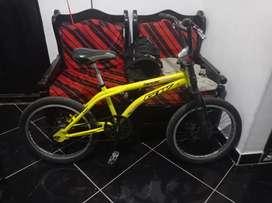 Venta de Bicicleta cross usada
