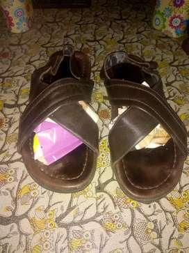 Sandalia hombre usadas en perfecto estado