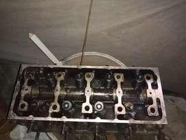Tapa de cilindros de Renault 21 original