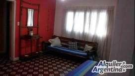 Departamento tipo casa. Centro de Mendoza