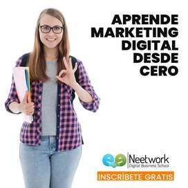 Master en Marketing digital y analítica web