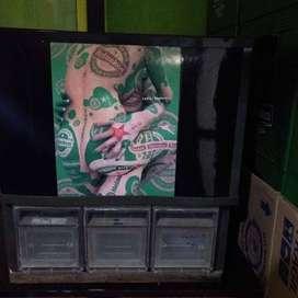 Vendo Freezer - Frigobar con dispenser de latas