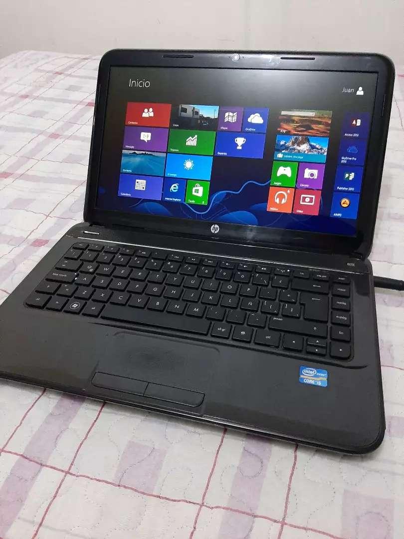 Venta de laptop usado sin batería 0