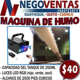 MAQUINA DE HUMO