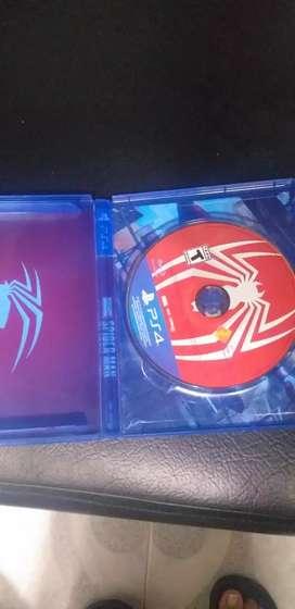 Spiderman para play 4