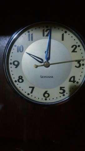 Reloj Seikosha