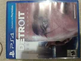 Película ps4 Detroit