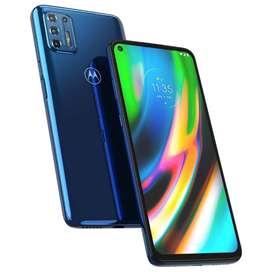 Motorola Moto g9 play 64GB triple cámara Huella digital TIENDA FISICA NUEVO CON GARANTÍA