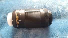 Lente de largo alcance Nikon