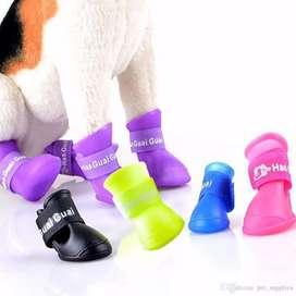 Protector de patas para mascotas
