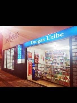 SE VENDE DROGUERÍA DROGAS URIBE ARMENIA, QUINDÍO