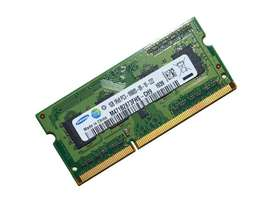 Memoria Ram Laptop 1gb Ddr3 Samsung