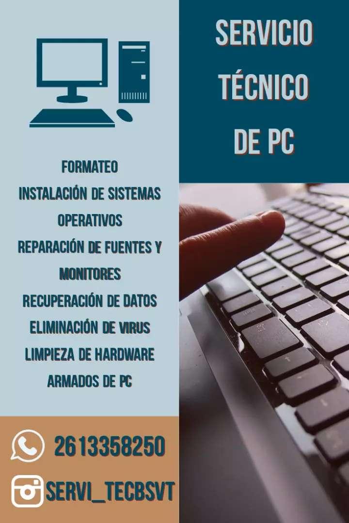 Mantenimiento Y Reparación de PC y redes 0