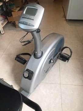 Oportunidad Bicicleta fija horizontal casi sin uso, impecable! Ideal gym o para hacer ejercicios en la comodidad de tu h