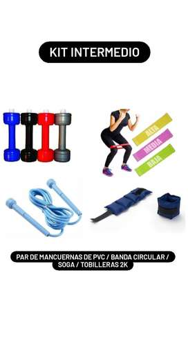 Kit de entrenamiento cardio