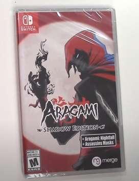 Aragami Shadow Edition (Nuevo)
