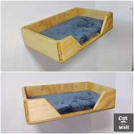 Cama Flotante para Gatitos