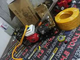 Fumigadora Estacionaria GX160 NUEVA