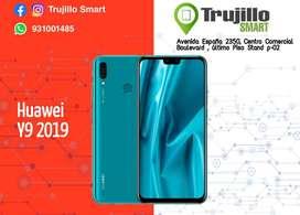 Huawei Y9 del 2019 64 gb Tienda Fisica