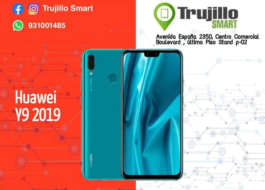 Huawei Y9 del 2019 64 gb Tienda Fisica 0