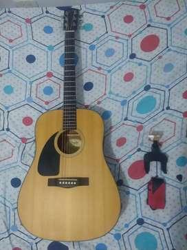 Guitarra acústica Fender CD-100