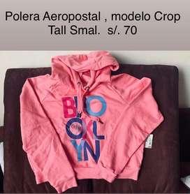 Poleras crops