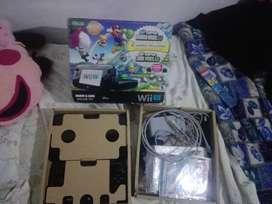 Vendo Nintendo Wii u Mario bros
