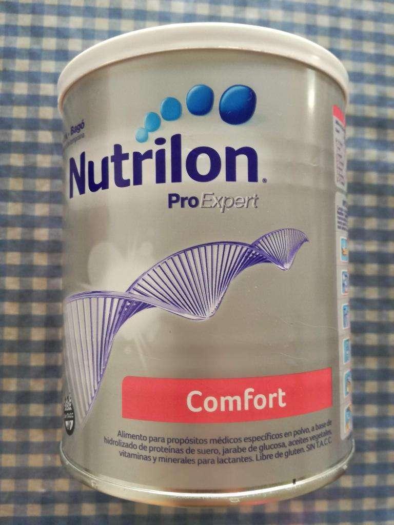 Leche Nutrilon Comfort x 10 latas 0
