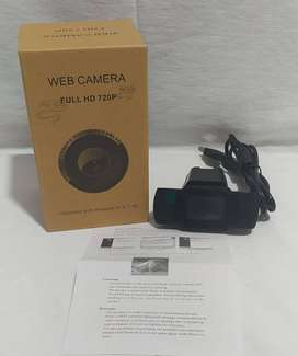 Camara Web Full Hd 720P, Nitron