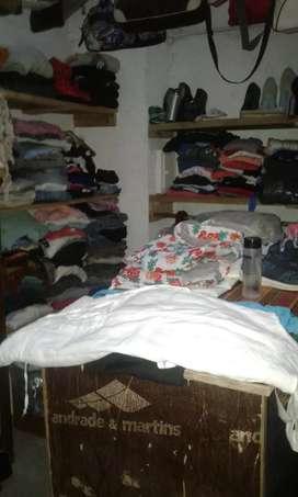 Feria de ropa usada