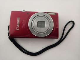 Camara Canon digital Power shot Elph 135