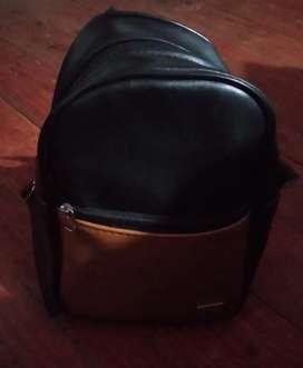 Vendo mochila chica