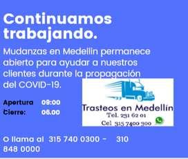 Mudanzas en Medellin