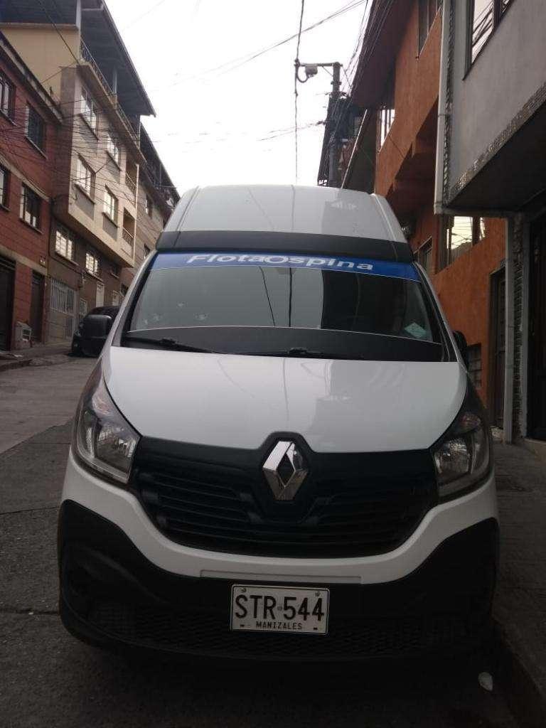 Renault Trafic 2017 0