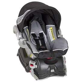 Coche con Base y Silla para Carro Babytrend
